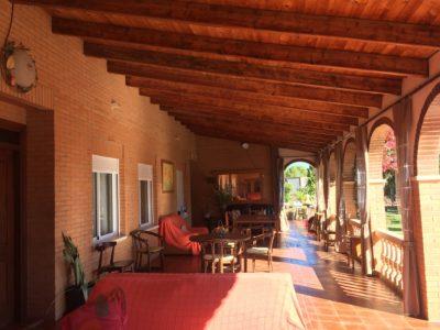 Rural house for sale Alicante terrace